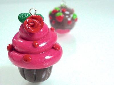 Tutoriel - DIY : Réaliser 2 styles de cupcakes en FIMO