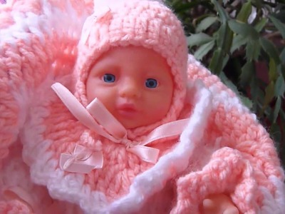 Bonecas de Crochet