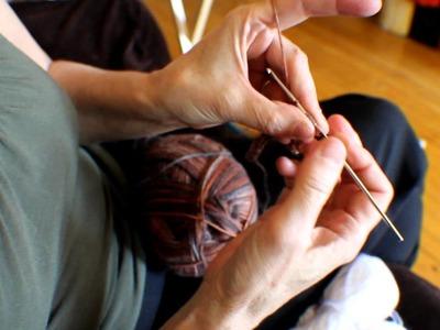 Crochet chenille