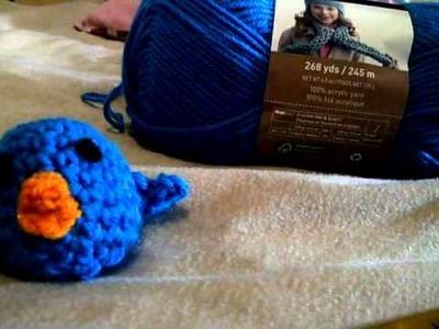 Crochet peep