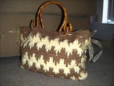 Raquel Crochet Tote Bag