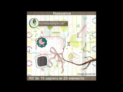 Scrap Digital | Club Digiscrap de Bernadine