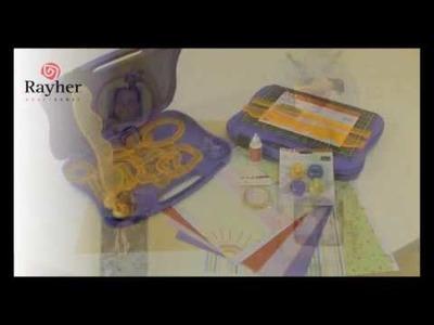 Scrapbooking - Vidéo Rayher - Schneideset - Art-Style - 83330 Le Beausset