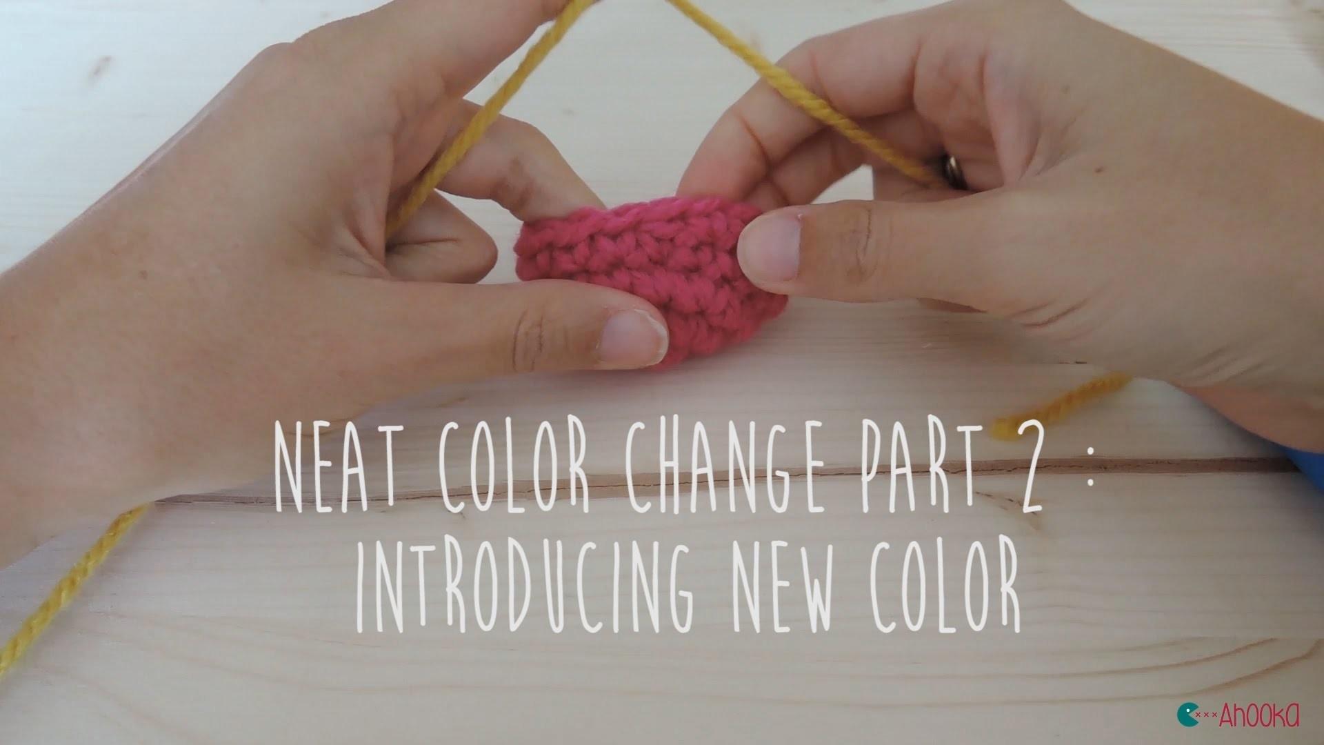 Neat color change part 2. changement de couleur invisible p2