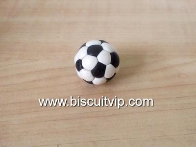 Bola de Futebol - Canal Aula de Biscuit