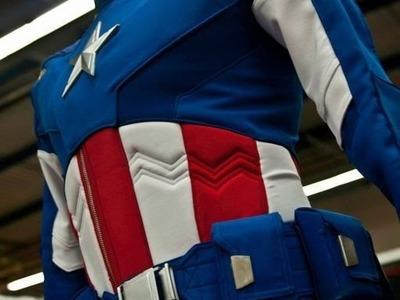 Costume Captain América avengers