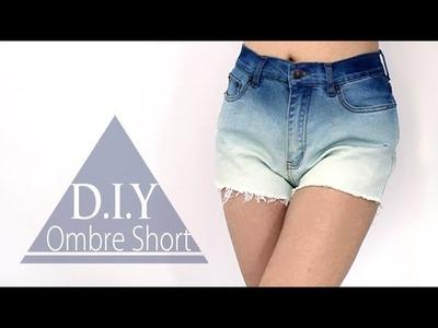 DIY Short délavé [ Non bloquée ]