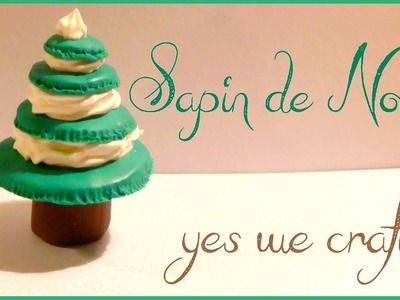 [Yes We Craft ll Xmas edition] 5# Sapin de Noël Macarons. Macaroon Christmas Tree