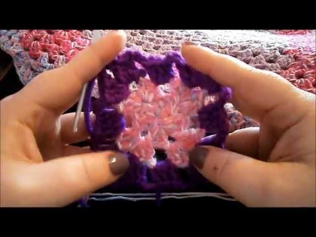 Mattonella (tile crochet)