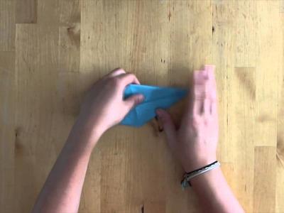 DIY - Comment faire une grue en origami ? - 28 juin 2015 - DIY by Nanie