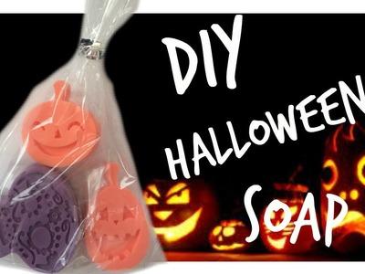 DIY Halloween soap - |Français|