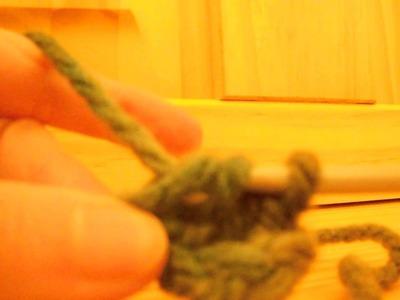 Leçon de crochet n°3 : la bride