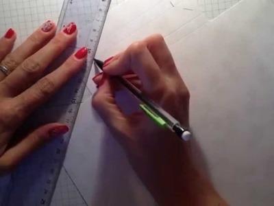 Tutoriel DIY (Do It Yourself) de création d'une carte cadre