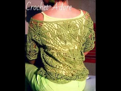Crochet A'doré by Olga Giraldo