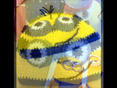 Crochet gorros inspirados