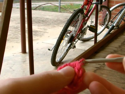Crochet Lesson #1