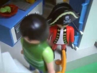 Ep 2. La famille du grand n'importe quoi: Le Capitaine Crochet!