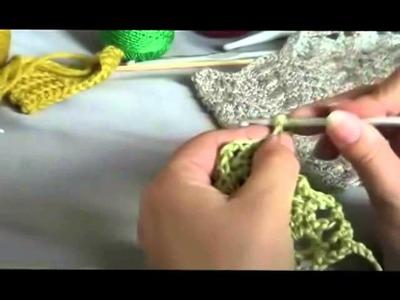 Crochet Lessons 10 Pico
