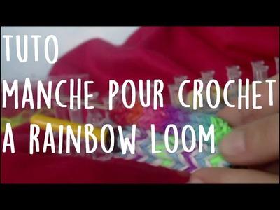 TUTO - Manche pour crochet à Rainbow Loom