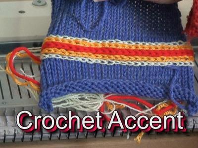 Crochet Accent