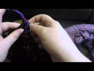 Crochet boots part 3