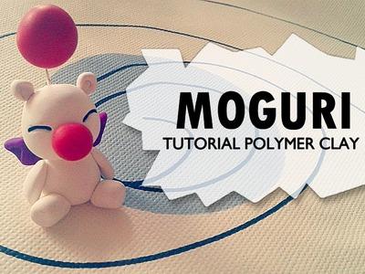 Moguri Polymer Clay Tutorial. Moguri de arcilla polimérica