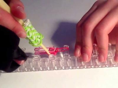 Tuto bracelet rainbow loom français