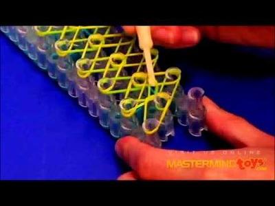 Bracelet Diamant Rainbow Loom France (Rainbow Loom )