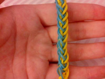[TUTO] : French Braid rainbow loom