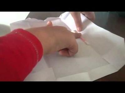 Faire un n'importe quoi en origami #2