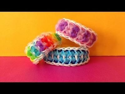 Rainbow Loom Trésor Bracelet Tutorial