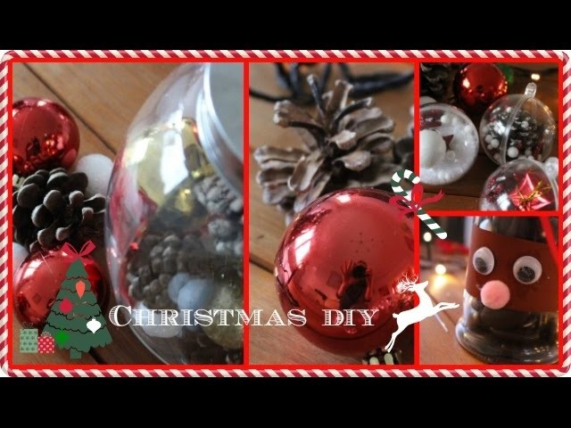 DIY Christmas Ideas l HOLIDAY EDITION ❆