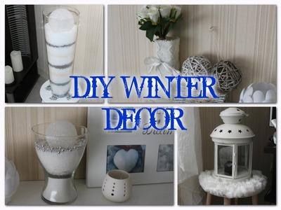 [DIY N°4] Déco d'Hiver - winter Decor