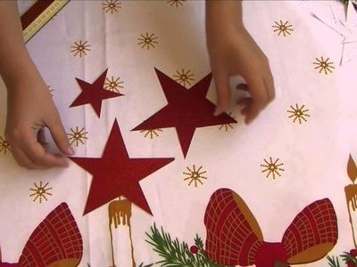 DIY guirlande en forme d'étoiles