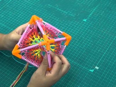Octahedron Crochet Minimal Surface