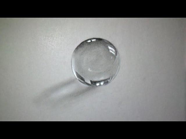 Comment dessiner une boule de cristal tutoriel - Comment dessiner une bougie ...