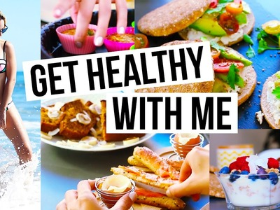 Get Healthy With Me : Le brunch!