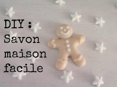 Creation DIY : savon nougat M. Biscuit