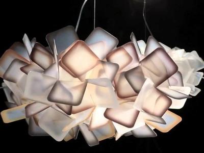Slamp Luminaire design Clizia 2014 ZENDART