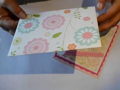 Fabriquer facilement toutes vos enveloppes dans toutes les tailles. (Français)