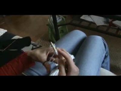 [Tricot] Montage rapide des mailles