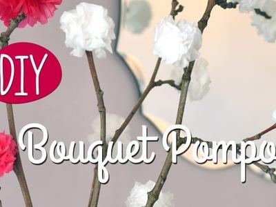 DIY - Faire un joli bouquet de fleurs avec des sacs plastiques