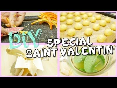 [LIFESTYLE] St VALENTIN.Soirée AMOUREUX  100% DIY !