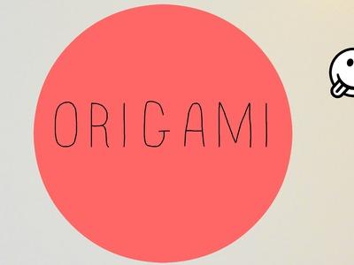 [ DIY N°2 ] : Origami trop mignon