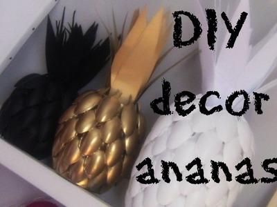 DIY Décoration ananas