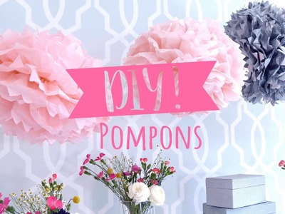 Tuto pompon simple et rapide – DIY Westwing France