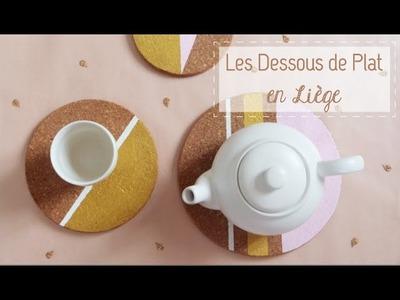DIY Déco ♡ Les Dessous de Plat en Liège