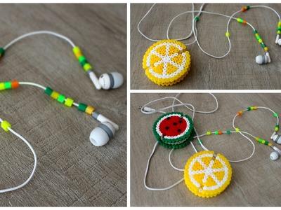 DIY : Deux DIY pour écouteurs