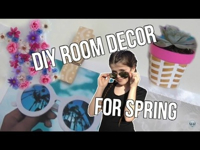 Diy room decor+collab| SPRING 2016
