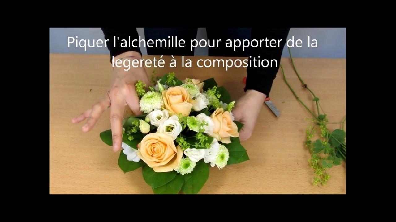 DIY - Tutoriel Centre de Table  pour Mariage - Carrément Fleurs